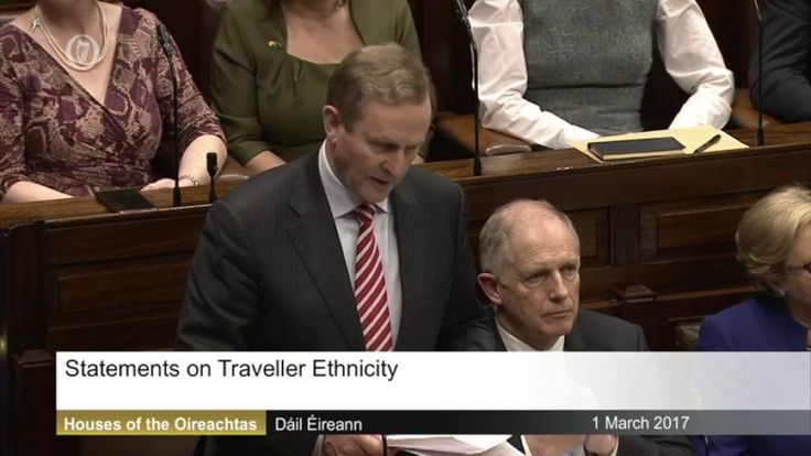 Travellers Recognised as an Ethnic Group Within the Irish Nation