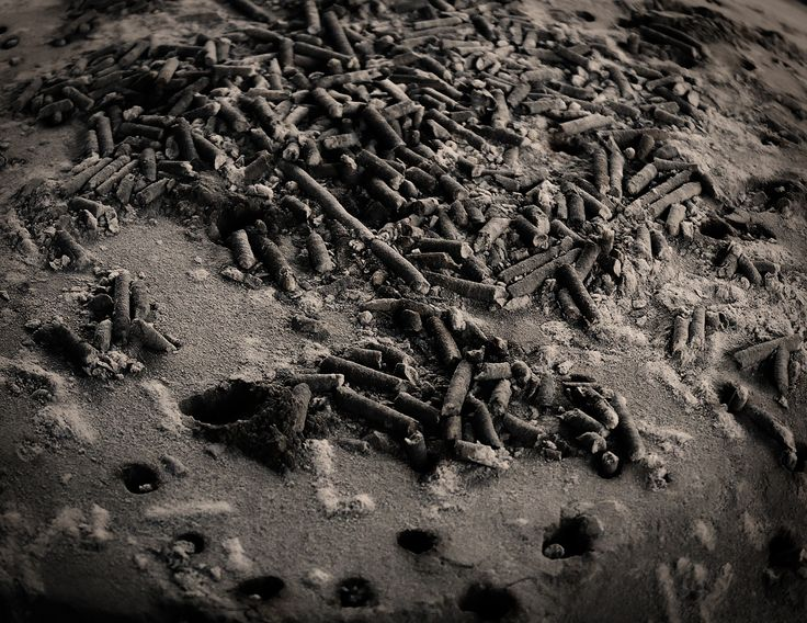 Dust - what's left...