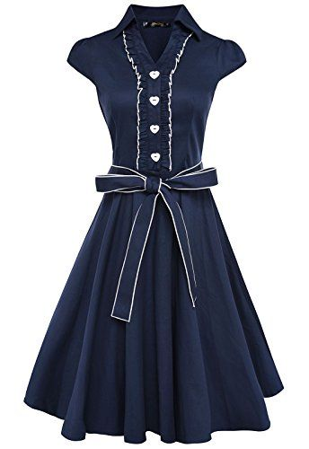 Anni Coco® Women's 1950s Cap Sleeve Swing Vintage Party D... https://www.amazon.com/gp/product/B01DP786QY/ref=as_li_qf_sp_asin_il_tl?ie=UTF8&tag=rockaclothsto-20&camp=1789&creative=9325&linkCode=as2&creativeASIN=B01DP786QY&linkId=8fb4ca3b63f9da1425bd84d5c12dcb7e