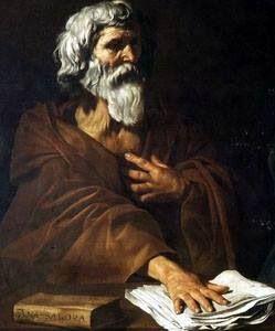 Anaxagoras. Presocratico. 500 aC-428 aC