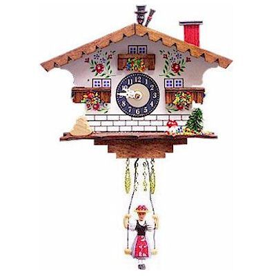Childrens cuckoo clock woodworking projects plans - Cuckoo clock plans ...