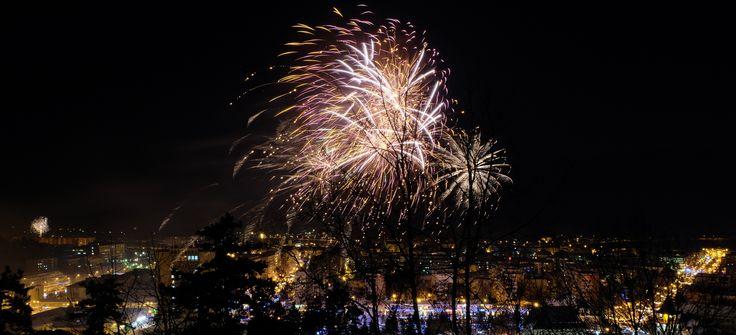 https://flic.kr/p/pHGnaP   Fireworks...   Piatra Neamt , Romania