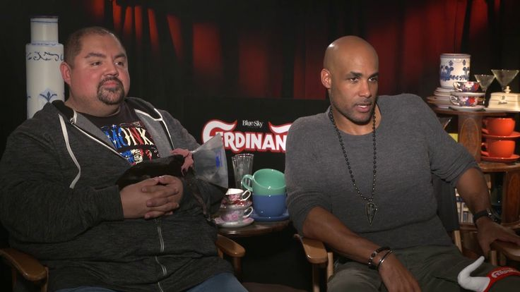 Interview with Gabriel Iglesias and Boris Kodjoe from Ferdinand conducted by KIDS FIRST! Film Critic Calista B. #KIDSFIRST! #Ferdinand