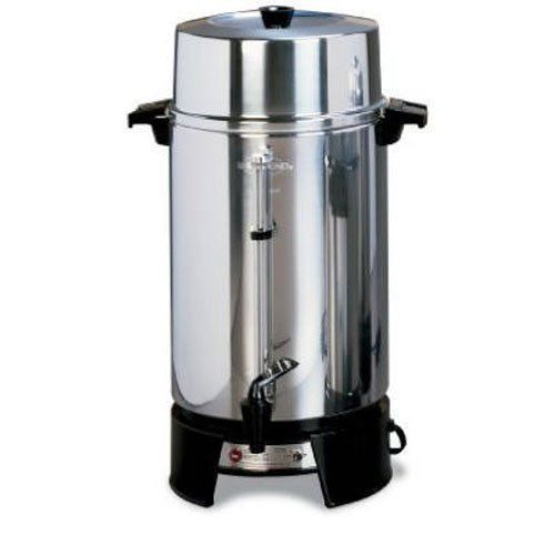 Commercial Coffee Maker Machine Urn 100-Cup Restaurant Hotel Bar Catering Supply #ProfessionalEquipment