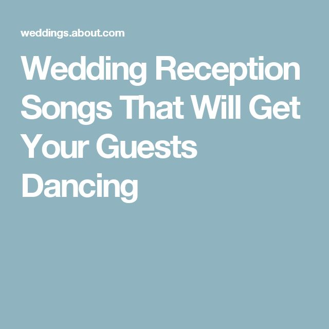 wedding reception music ideas - Military.bralicious.co