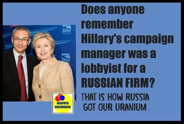 Uranium One. Yeah, BUT: NOTHING IS BEING DONE ABOUT IT! Attorney General Jeff Sessions is a #USSY! And a RINO! :/