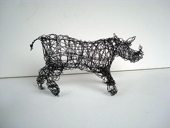 wire rhino!