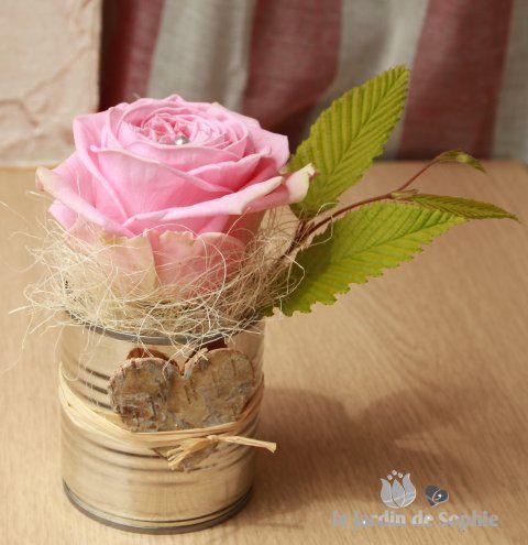 boite conserve vase
