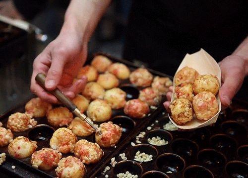 Hasil gambar untuk matsuri takoyaki japan