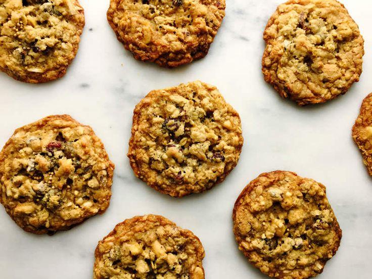 Sweet & Savoury Mustard Cranberry Cookies Recipe - SaskMustard