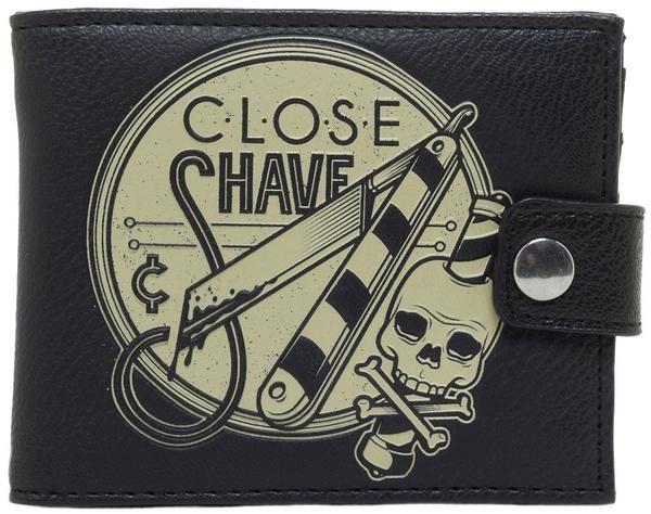 Peněženka Close Shave