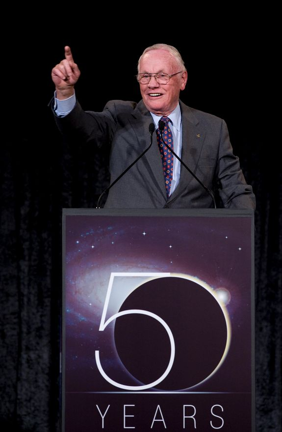 neil armstrong as a professor - photo #14