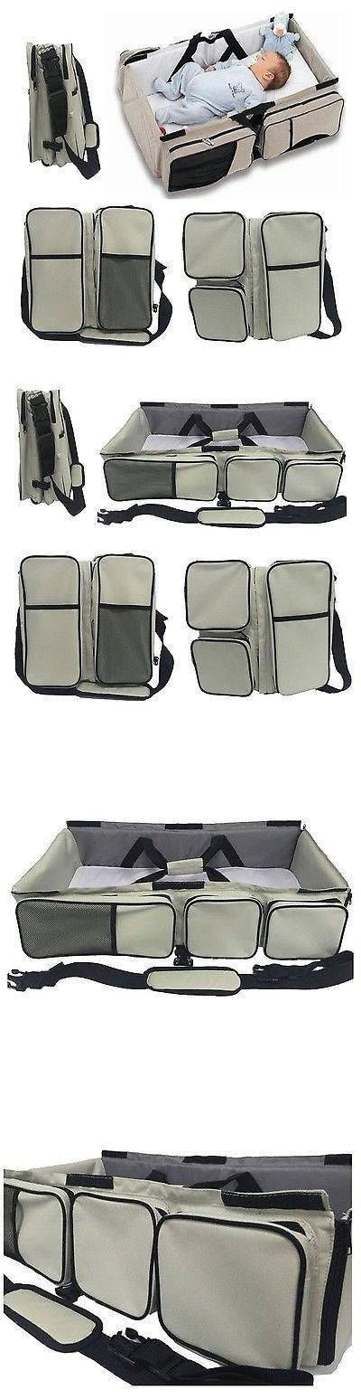 A bassinet for frequent travelers