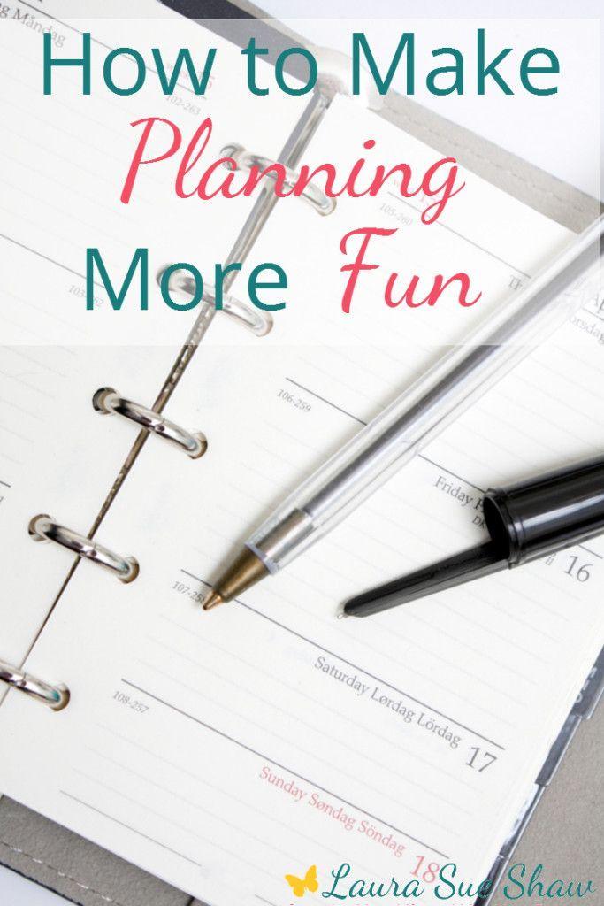 270 besten Planning Bilder auf Pinterest | Produktivität, Planer ...