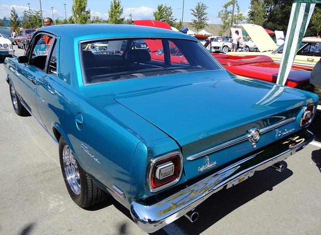 1969 Ford Falcon Futura 2-Door Sedan
