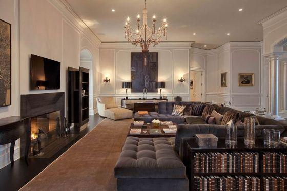 petra ecclestone house remodel luxury life volume