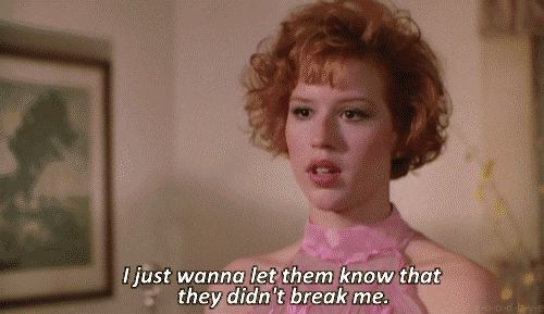I love 80's movies too much... but truthfully they are way better than the movies today