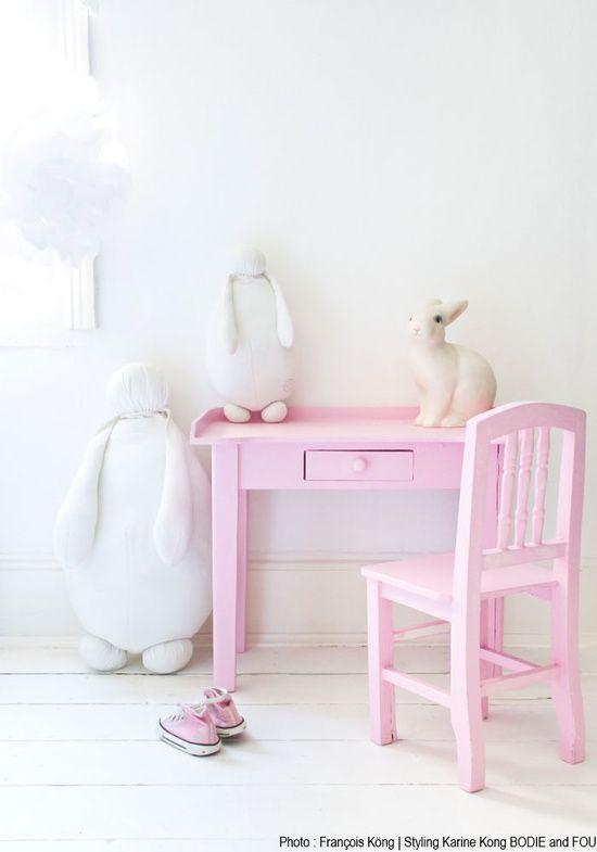 mommo design: 5 PINK DIY IDEAS