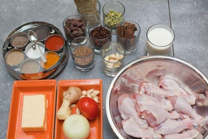 Карри с курицей - пошаговый рецепт с фото: Карри с курицей – блюдо невероятно ароматное и пикантное. Готовится оно достаточно просто, главное – запастись всеми... - Леди Mail.Ru
