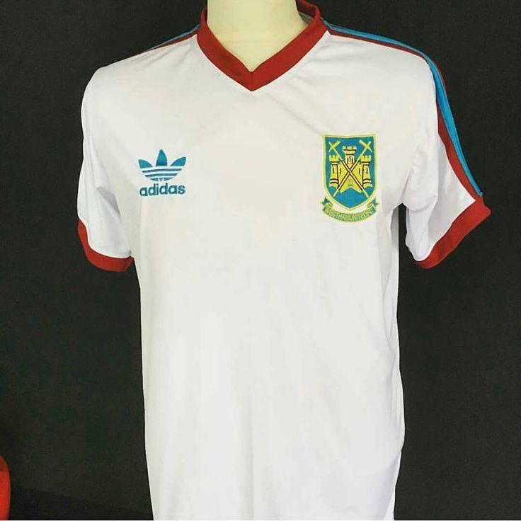 1980-83 Westham Away Shirt