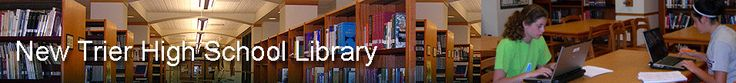 """""""Evaluating Resources"""" New Trier High School Library - D. Lazar"""
