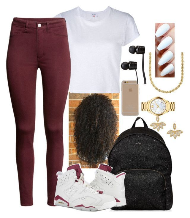 De 25+ bedste idu00e9er inden for Jordan outfits pu00e5 Pinterest | Swag outfit Dope outfits og Girl ...