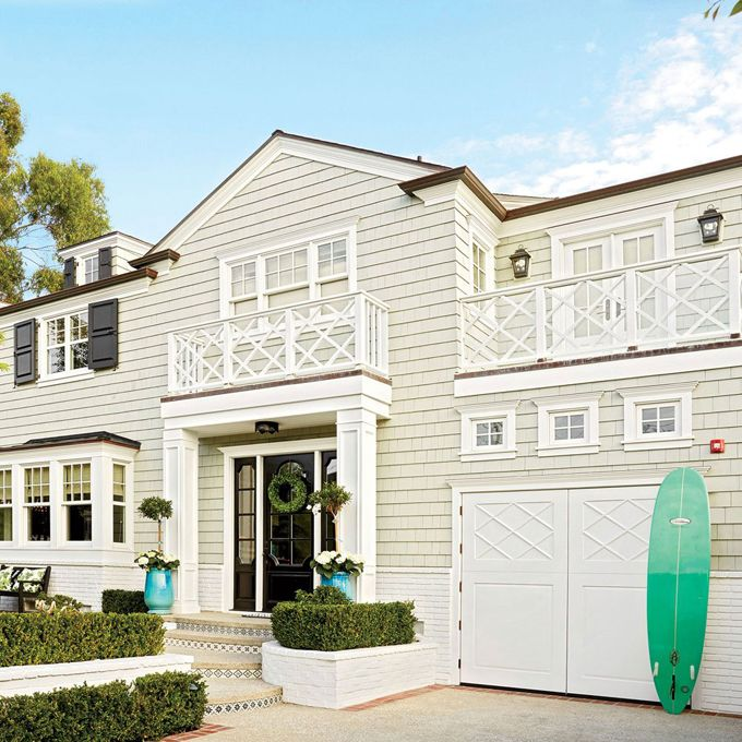 427 best Curb Appeal images on Pinterest | Beach homes, Beach houses ...