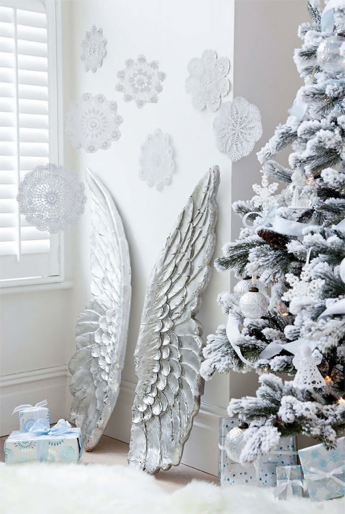 Angels. Picture WallChristmas Wall ArtWhite ...
