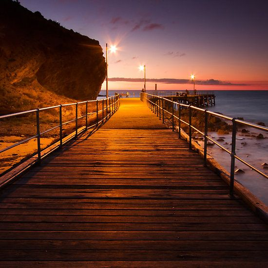 Second Valley Jetty