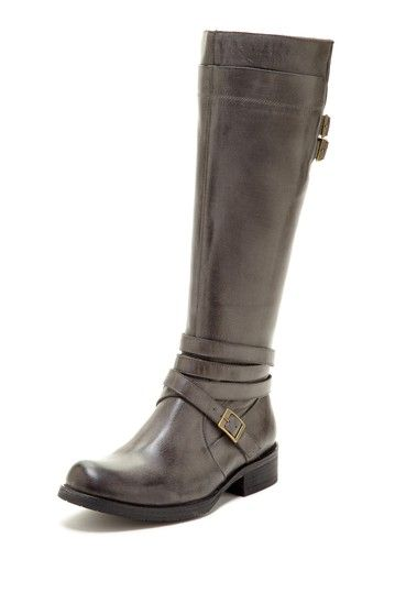 Kelsey Flat Riding Boot- nothing is more striking than adding boots