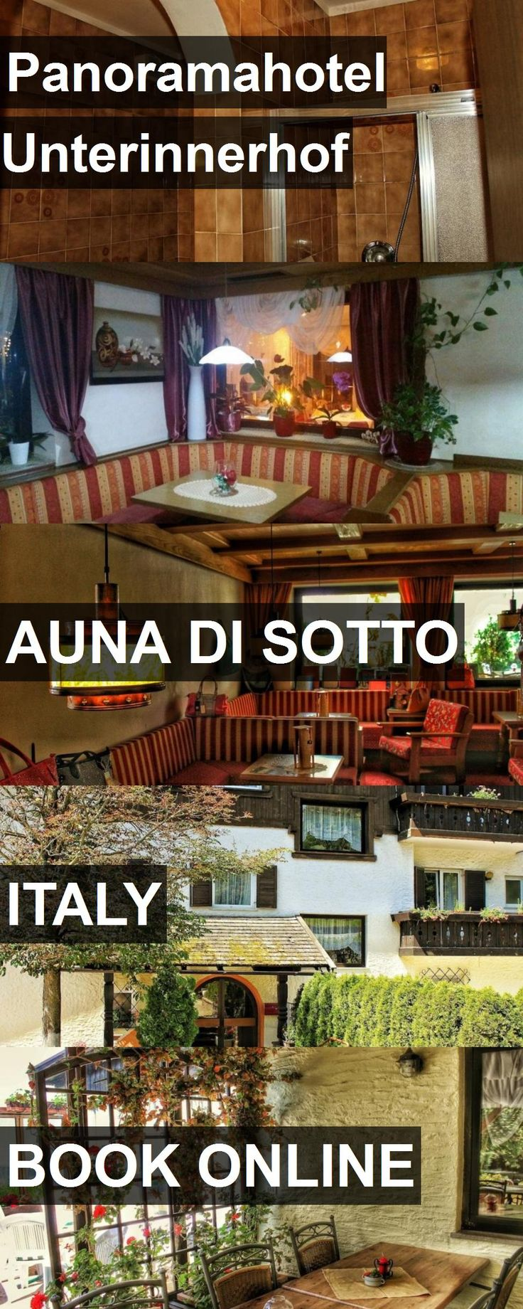 Panoramahotel Unterinnerhof in Auna di Sotto, Italy. For more information, photos, reviews and best prices please follow the link. #Italy #AunadiSotto #travel #vacation #hotel