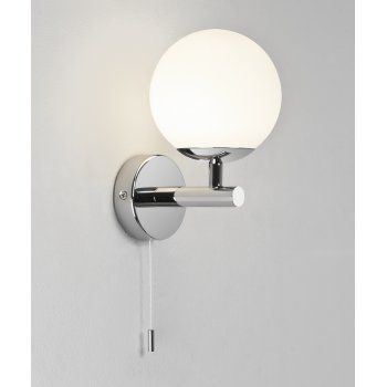 Wall Sconce With Pull Chain Switch Adorable 14 Best Bathroom Lights Images On Pinterest  Bathroom Lighting Design Decoration