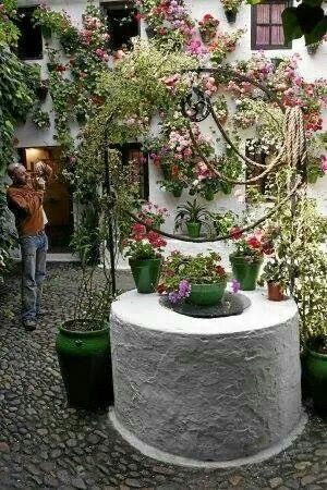 17 mejores im genes sobre patios andaluces en pinterest - Patios interiores andaluces ...