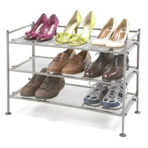 the number shoe storage racks brands are available in the market that differs in design size quality and price among other features