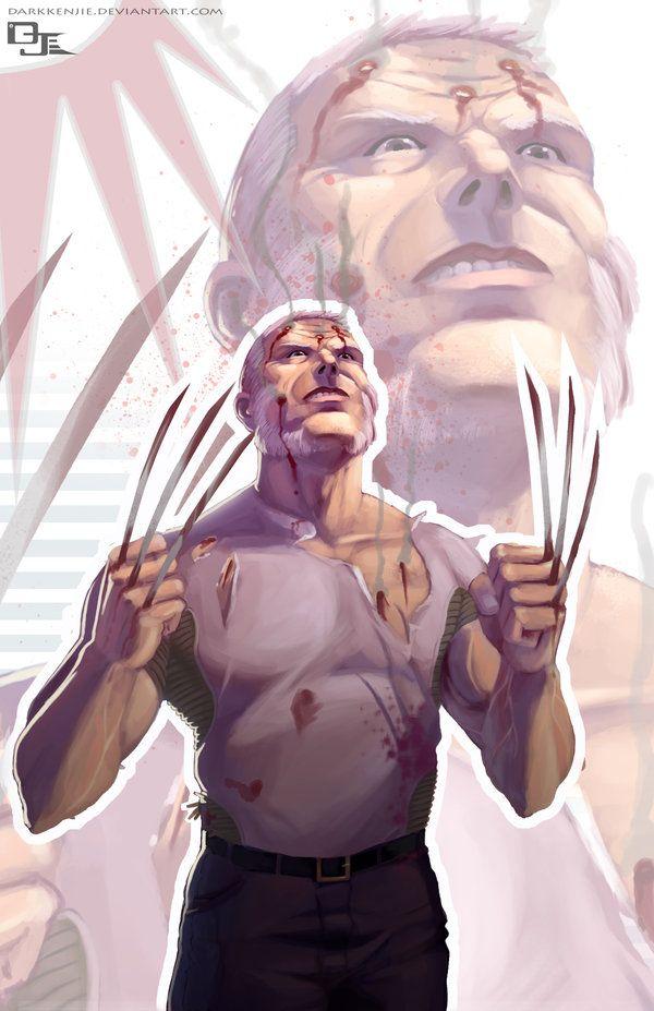 Wolverine - Old Man Logan - DarkKenjie.deviantart.com