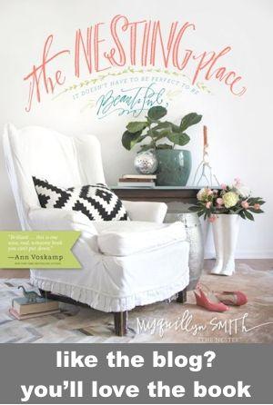 TheNester.com -- Unique, Detailed, Cosy Home Inspiration