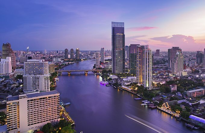 Thailand is best known for its white sand beaches, crystal clear water and beautiful climate. It has become a popular destination for expats and retirees. Here are its top 7 cities suitable for retiring.  #Thailand #ThaiCities