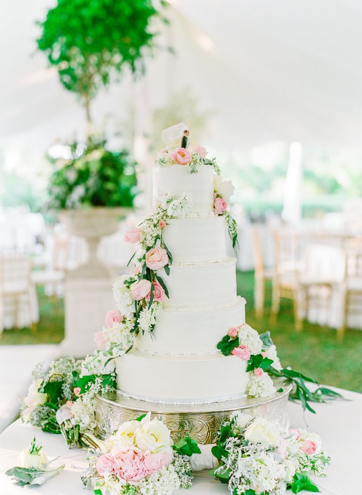 Augusta GA Wedding Cake