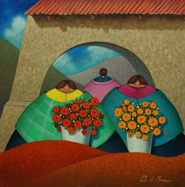 Pinturas Cuadros Surrealistas de Venta en MBC (página 10)