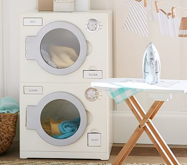 Retro Washer & Dryer #pbkids