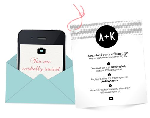 wedding party the app for your wedding this is absolutely genius everyone