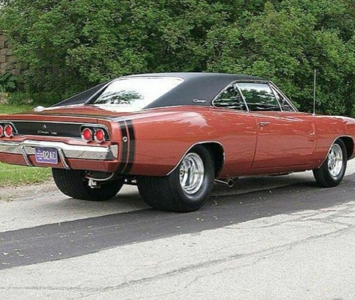 68 Dodge Charger Pro Street Muscle Cars Mopar Muscle Cars