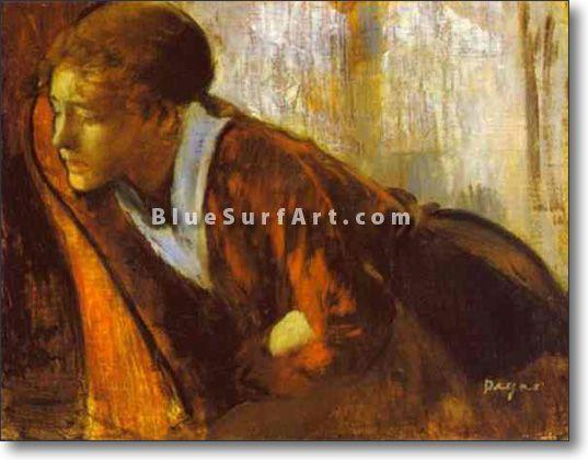 Melancholy - £124.99 : Canvas Art, Oil Painting Reproduction, Art Commission, Pop Art, Canvas Painting