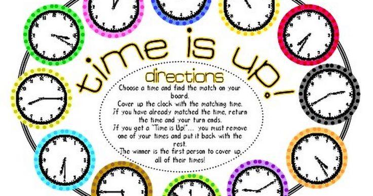 Bainbridge- Time's Up game.pdf