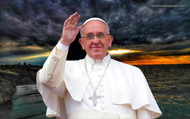 "POPE FRANCIS READY TO TALK ABOUT CLIMATE CHANGE, GLOBAL DEPOPULATION AND WORLD GOVERNMENT Geoffrey Grider | June 15, 2015 |  HE HAS ALSO CALLED FOR AN ""EARTH CONSTITUTION THAT WOULD TRANSCEND THE UN CHARTER"" ALONG WITH THE CREATION OF A ""GLOBAL COUNCIL…ELECTED BY ALL THE PEOPLE ON EARTH"""
