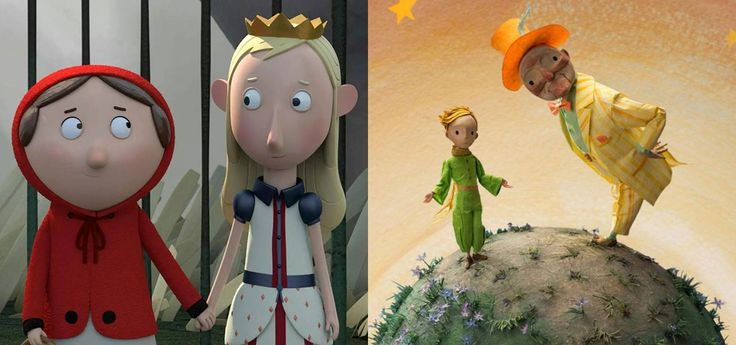 'Revolting Rhymes,' 'Little Prince,' 'Hey Duggee' Win BAFTA Children's Awards