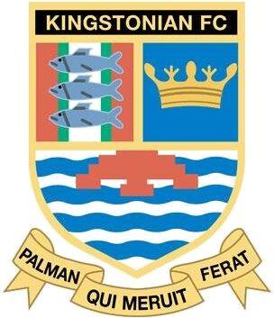 1885, Kingstonian F.C. (England) #KingstonianFC #England #UnitedKingdom (L16777)
