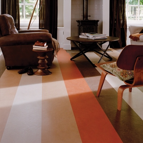 Tile That Installs Without Adhesive Green Flooring Option