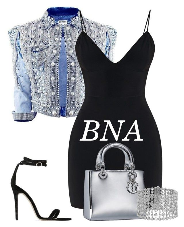 """BNA"" by deborahsauveur ❤ liked on Polyvore featuring Baldwin and Henri Bendel"