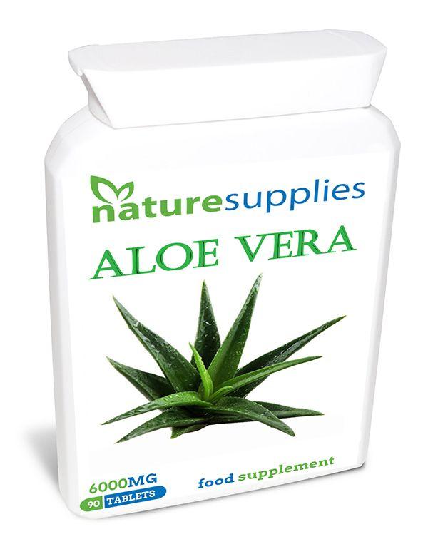 Aloe Vera Tablets | Naturesupplies